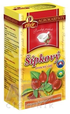 Agrokarpaty ŠÍPKOVÝ ČAJ ovocný čaj 20x3 g
