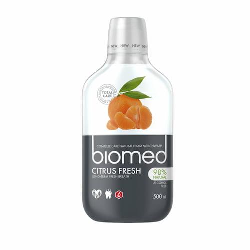 BIOMED Citrus fresh ústna voda SPLAT 500ml