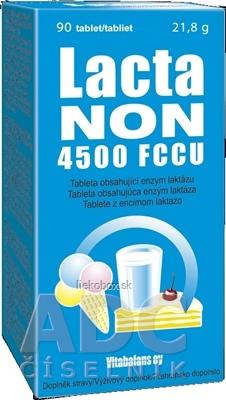 Vitabalans LactaNON 4500 FCCU tbl 90 ks