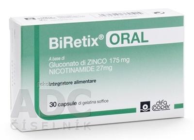 BIRETIX ORAL 30 cps