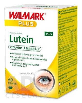 WALMARK Lutein PLUS 60 tbl