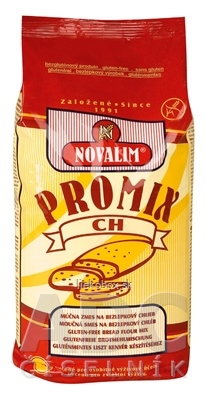 PROMIX-CH zmes na bezlepkový chlieb plv 1000 g