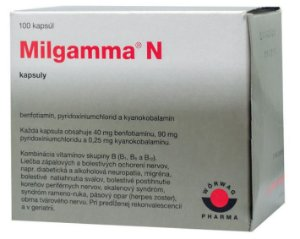 Milgamma N 100 ks