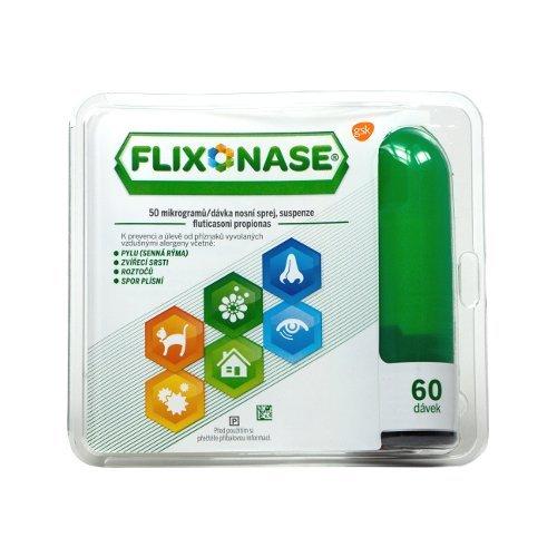 Flixonel 50 mikrogramov/dávka aer nau 60 dávok