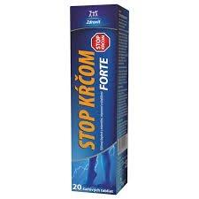 STOP KŔČOM Forte- šumivé tablety 20 tbl