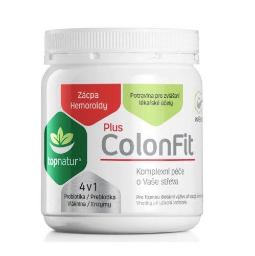 Topnatur ColonFit PLUS enzymy prášok 180 g