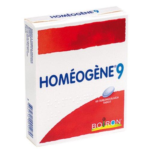 Homeogene 9 60 tbl
