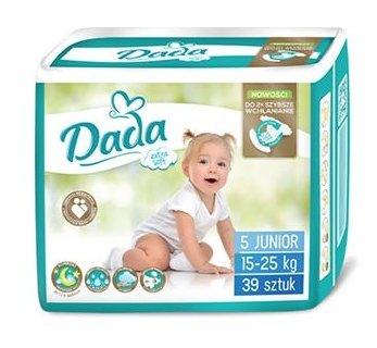 DADA Extra Soft Junior 5, 39 ks