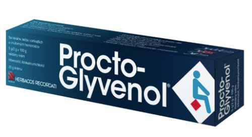 Procto-Glyvenol crm rec 30 g