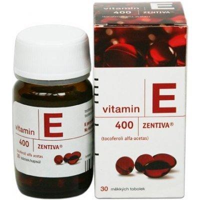 Vitamin E 400 Zentiva 400mg 30 cps