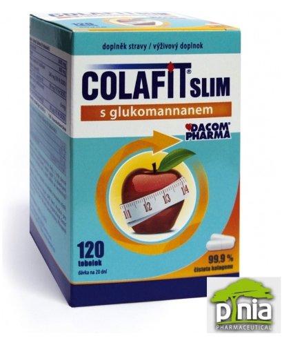 COLAFIT SLIM s glukomananom 120 cps
