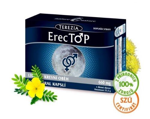 TEREZIA ErecTop 60 cps