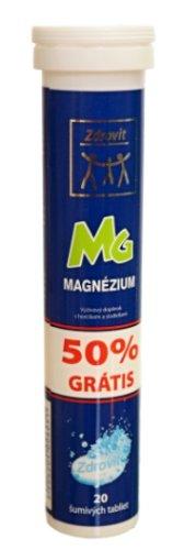 Zdrovit MAGNEZIUM 50% grátis tbl eff 20 ks