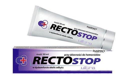 Rectostop ultra masť 50 ml