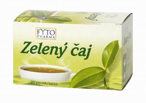 FYTO Zelený čaj 20x1,5 g