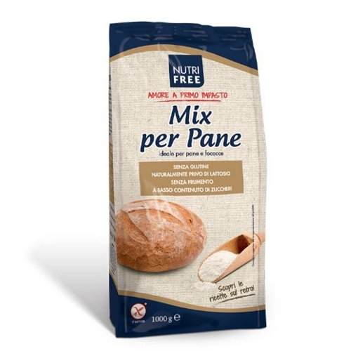 NutriFree Mix per Pane 1000 g
