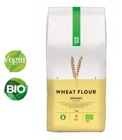 BIO Celozrnná pšeničná múka - Auga 1000 g