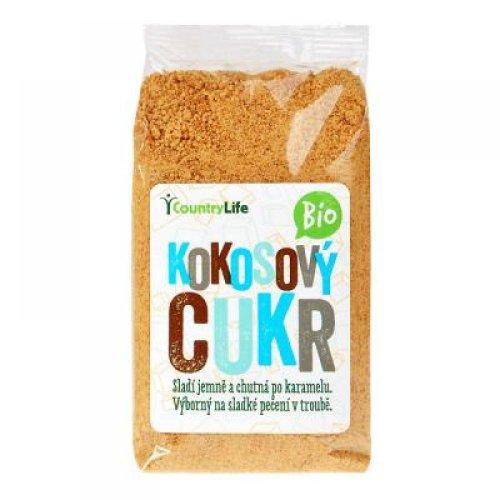 COUNTRY LIFE Cukor kokosový BIO 250 g