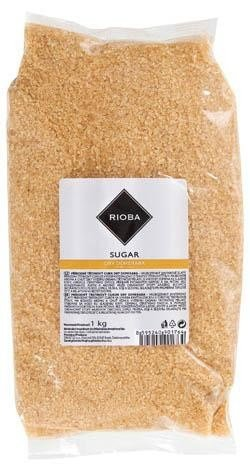 Rioba Trstinový cukor dry demerara 1 kg