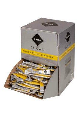 Rioba Cukor trstinový tyčinky 500x4 g