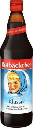 Rabenhorst ROTBӒCKCHEN classic 750 ml