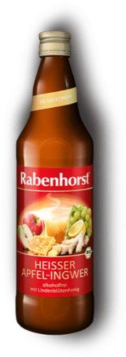 RABENHORST BIO horúce jablko-zázvor 750 ml
