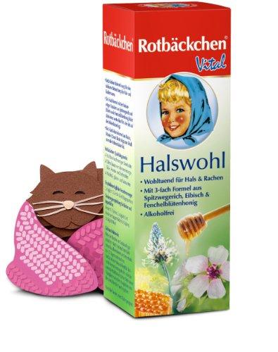 ROTBӒCKCHEN Vital halswohl spokojne hrdlo 125 ml