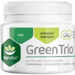 Topnatur Green Trio 180 tbl