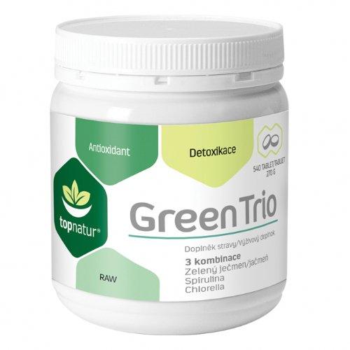 Topnatur Green Trio 540 tbl