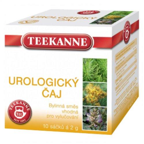 Teekanne Urologický čaj bylinná zmes 10x2g