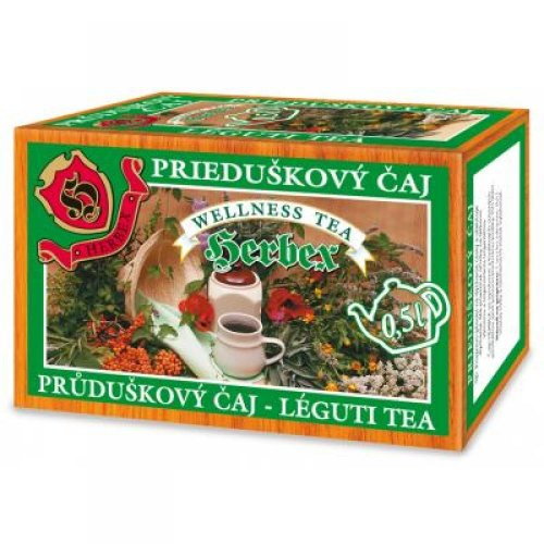 HERBEX PRIEDUŠKOVÝ ČAJ bylinný čaj 20x3 g