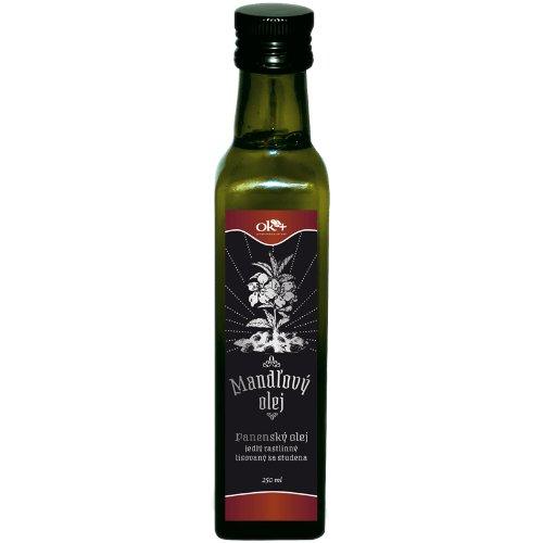 SOLIO Mandľový Olej 250 ml