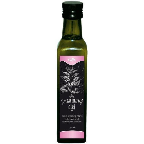 SOLIO Sezamový Olej 250 ml