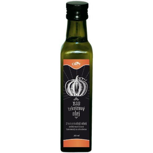 SOLIO Tekvicový Olej BIO 250 ml