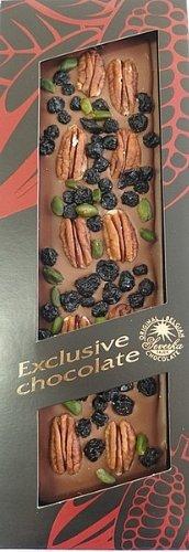 SEVERKA Mliečna Čokoláda 135g/9002