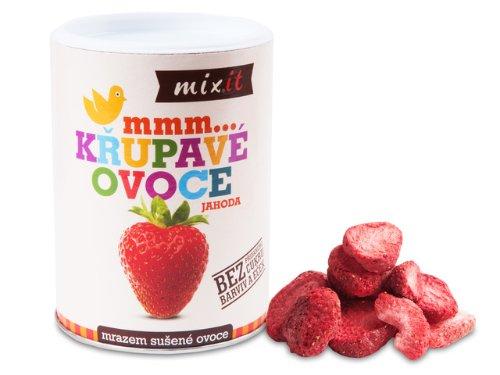 MIXIT Jahoda -chrumkavé ovocie, 50 g