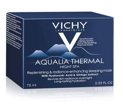 VICHY AQUALIA THERMAL Hydratačný nočný krém 75 ml