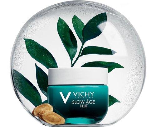 VICHY SLOW AGE Nočná starostlivosť 50 ml