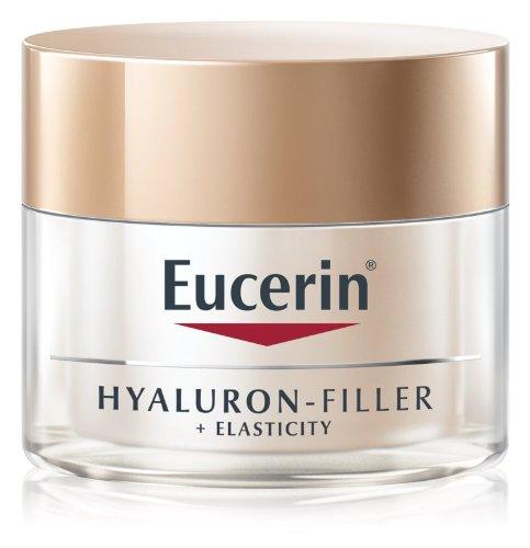 Eucerin HYALURON-FILLER+ELASTICITY protivráskový denný krém SPF 15 50 ml