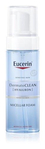Eucerin DermatoCLEAN HYALURON Micelárna pena citlivá pleť 150 ml