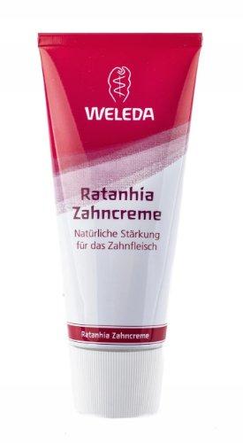 WELEDA Rataňová zubná pasta 75 ml