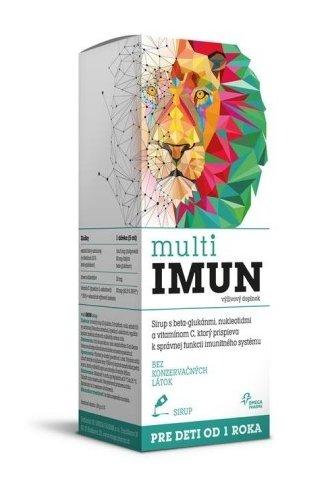 MultiIMUN SIRUP 330 g