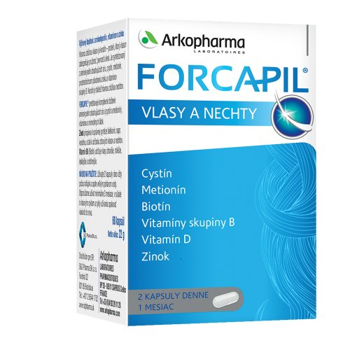 FORCAPIL 60 cps