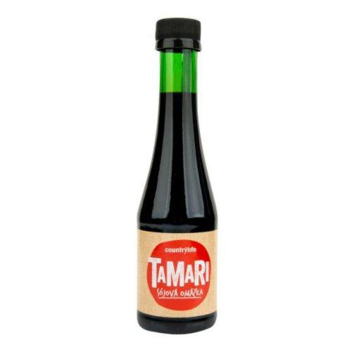 COUNTRY LIFE Tamari sójová omáčka 200 ml