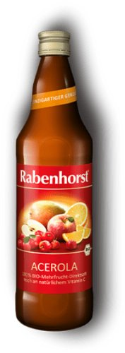 RABENHORST BIO Acerola 750 ml