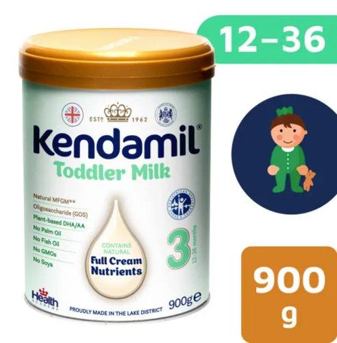 Kendamil batoľacie mlieko 3 DHA+ 900g