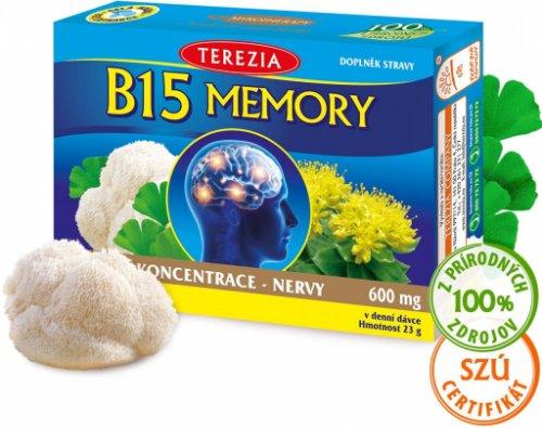 Terezia B15 Memory 60 cps