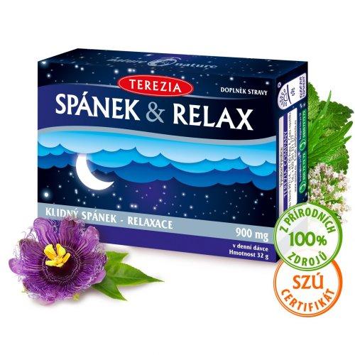 Terezia Spánok & Relax 60 cps