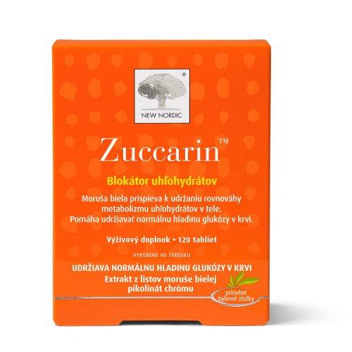New Nordic Zuccarin 120 tbl