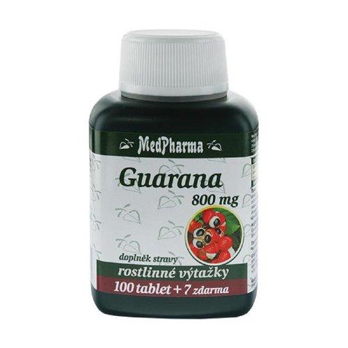 MedPharma Guarana 800mg 100+7 tbl zadarmo